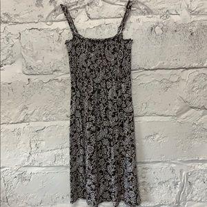 LOFT Strap Sun Dress